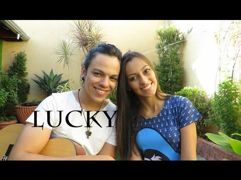 JASON MRAZ & COLBIE CAILLAT - Lucky Gabriel e Ana Luiza cover