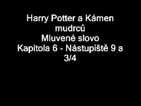 Harry Potter a Kámen mudrců (Mluvené slovo, J.Lábus) || Kap. 6: Nástupiště 9 a 3/4