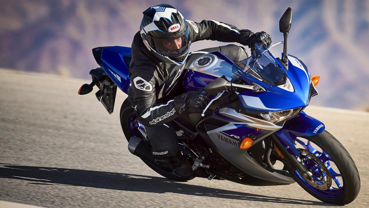 2017 Yamaha YZF R3 - YouTube