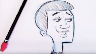How To Draw An Appealing Expression (Cartooning Basics)