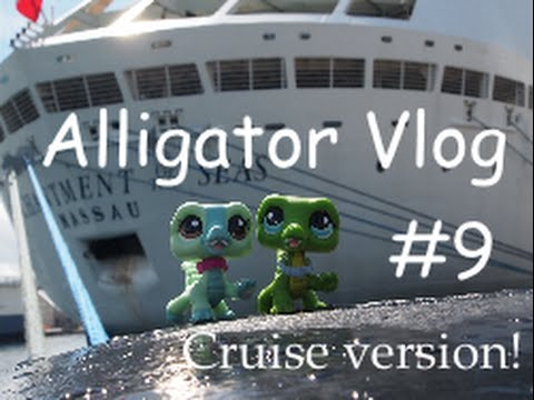 LPS Alligator Vlog Cruise VersionFree Wifi And A Twerking - Free wifi on cruise ships