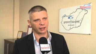A Greiner az év orvostechnikai vállalata