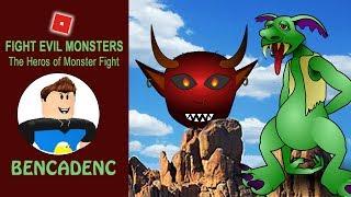 Aventures de Roblox (fr) Fight Evil Monsters - France Le héros de la lutte monstre