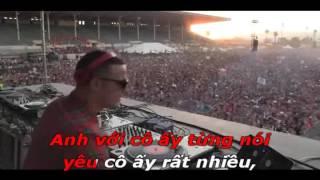 Tội Cho Cô Gái Đó Khắc Việt Karaoke Remix