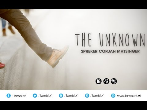 B LOFT | The Unknown | Corjan Matsinger
