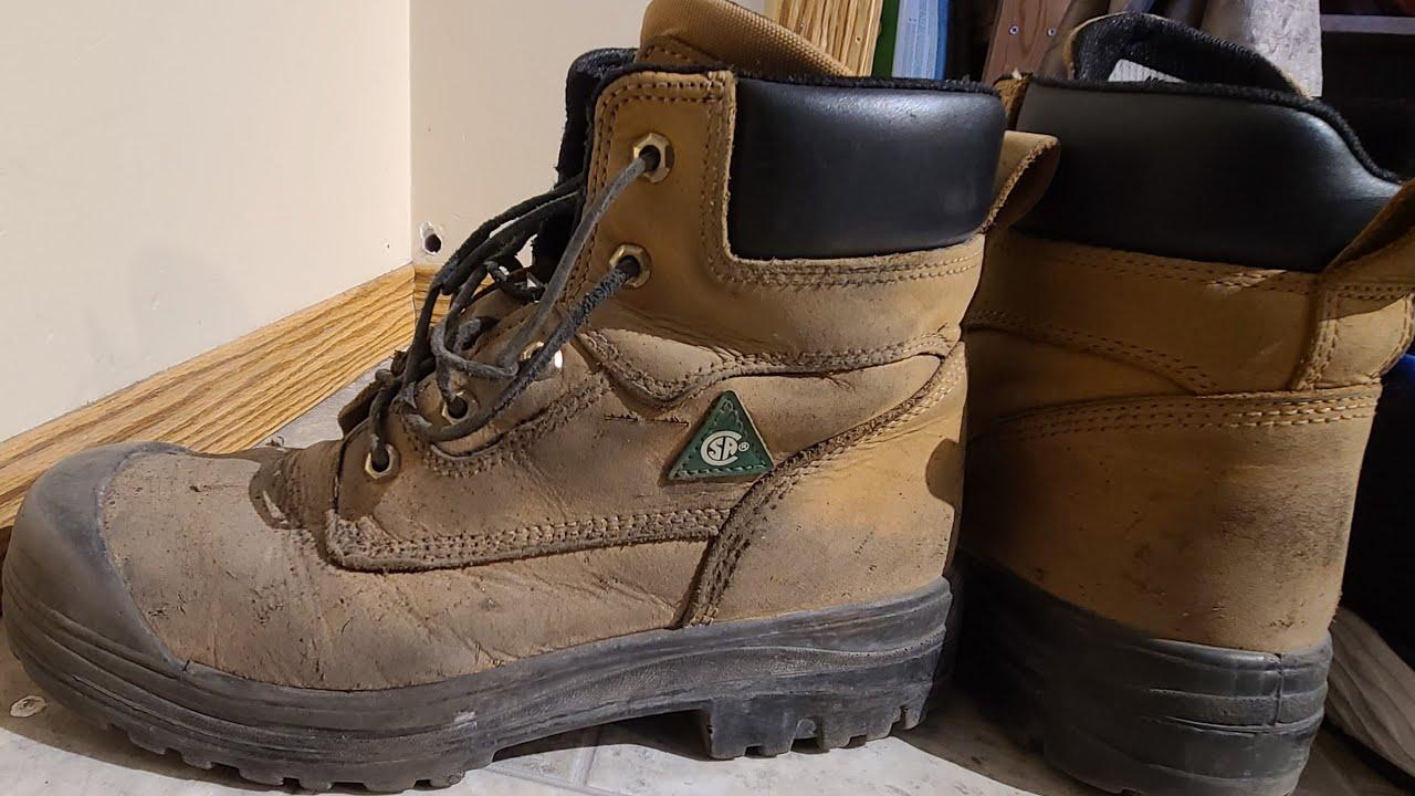 cheap boots (aggressor steel toe