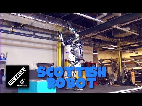 Scottish Robot Is The Best Robot