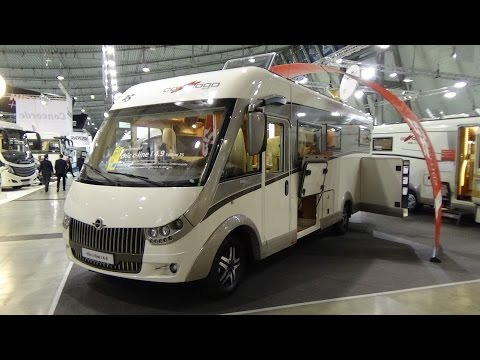 2017 Carthago chic c-line I 4.9 - Exterior and Interior - Caravan Show CMT Stuttgart 2017