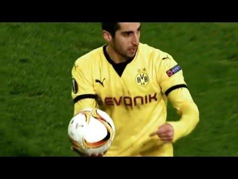 Henrikh Mkhitaryan vs Tottenham Hotspur (Home) 10.03.2016 HD