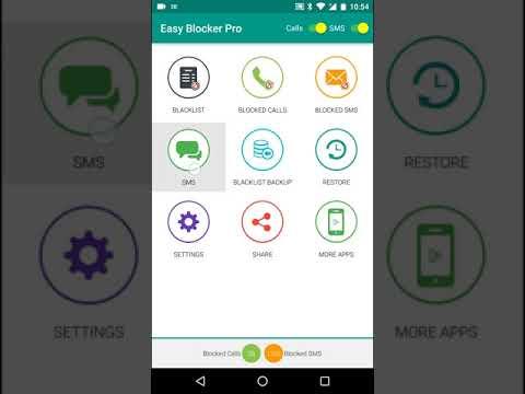 Call Blocker - Blacklist, SMS Blocker Pro