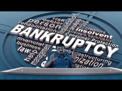 Insolvency & Bankruptcy Code 2016 | CA Final Law by CA Aseem Trivedi