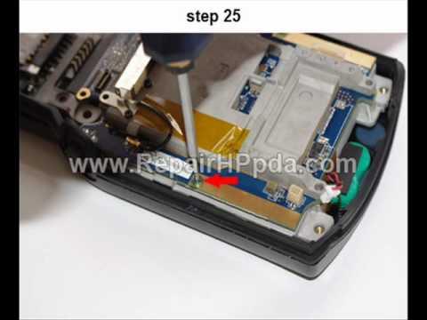 Self Disassembly Repair Manuel For Motorola Symbol Mc3100