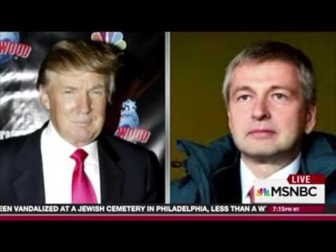 Abridged Rachel Maddow: New Commerce Secretary at nexus of lucrative Trump Russian deal