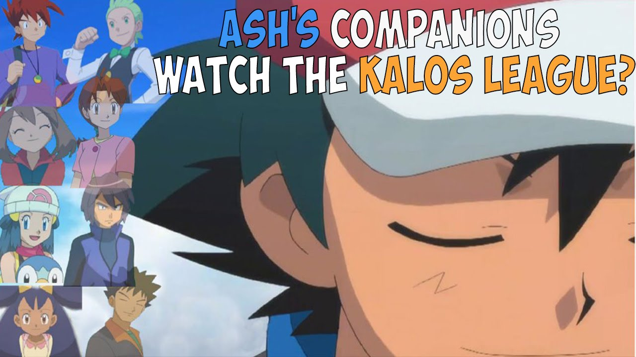 pokemon xyz anime discussion ash s former traveling companions