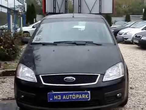 ford focus c max 1 6 tdci youtube. Black Bedroom Furniture Sets. Home Design Ideas