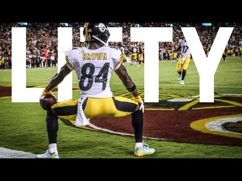 "Antonio Brown || ""Litty"" 