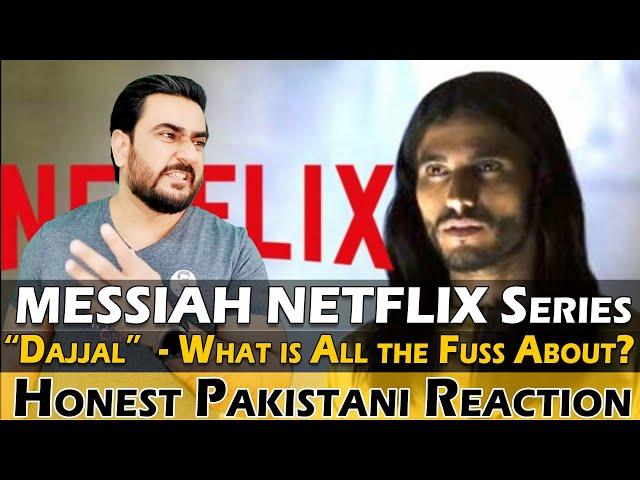 Pakistani Reacts to Messiah Netflix Series |