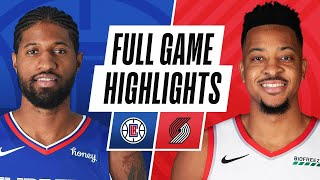 Game Recap: Clippers 113, Trail Blazers 112