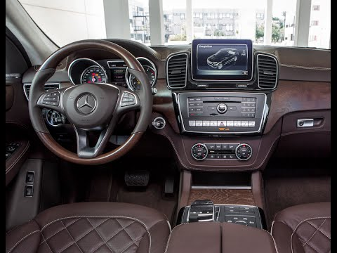 Mercedes Amg Gle 63s Interior Walk Around In Detail Commercial Amg