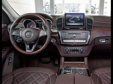 mercedes amg gle 63s interior