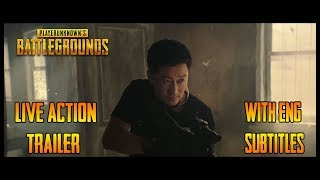 Pubg Mobile New Live Action Trailer With English Subtiles | Lightspeed and quantum studio