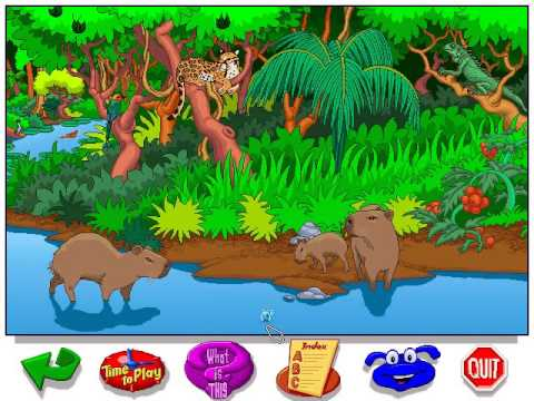 Lets Explore The Jungle With Buzzy