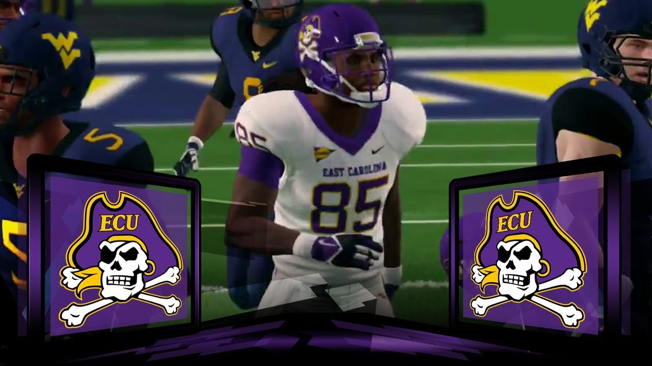 more photos 7a90b a91cf NCAA Football 14 East Carolina Pirates Dynasty- Introduction and Schedule!