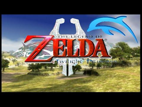 Zelda Twilight Princess Gc Dolphin Emulator Hyrule Field Full Speed Settings I7 4790k Gtx560ti Youtube