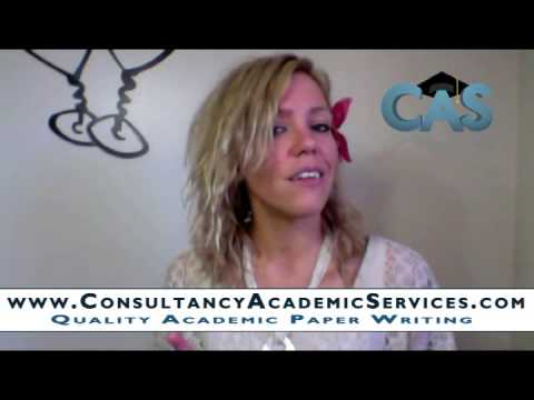 Consultancy & Academic Services | Student Testimonial