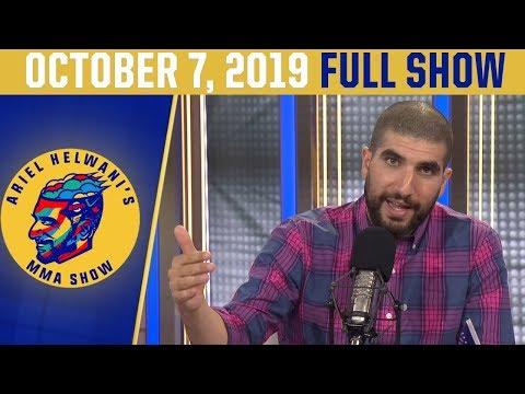 Israel Adesanya, Mike Tyson, Max Holloway | Ariel Helwani's MMA Show (October 7, 2019) | ESPN MMA