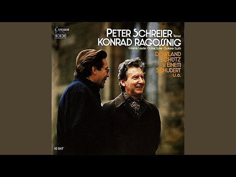 Book of Songs, Book 1 (Sung in German) : No. 20. Komm, o Schlaf