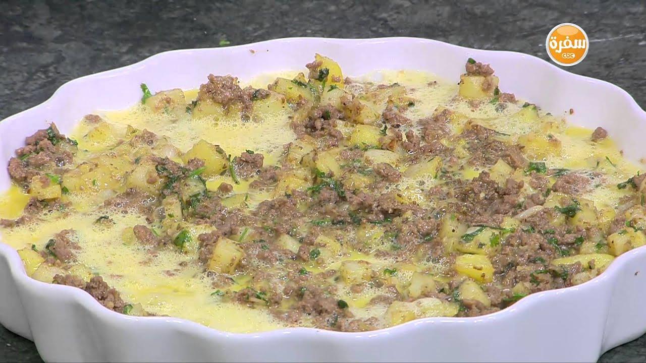 طاجن اللحم التونسي - كسكسي بالدجاج ووصفات أخرى : الشيف الحلقة كاملة