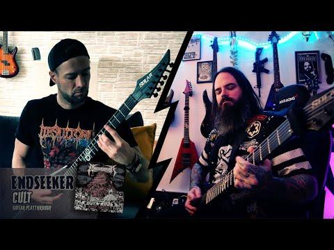 Endseeker - Cult (Official Guitar Playthrough)