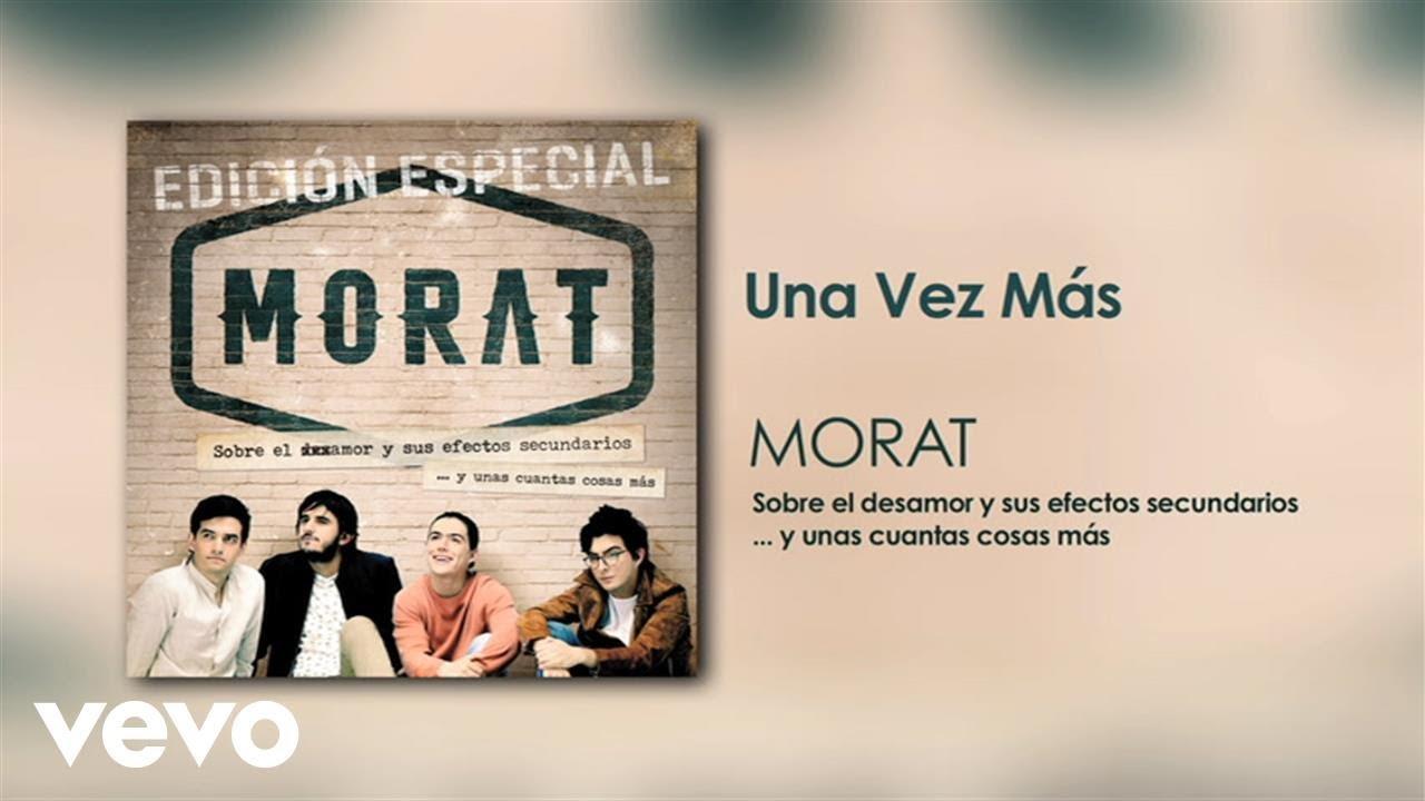 Morat - Una Vez Más (Official Audio)