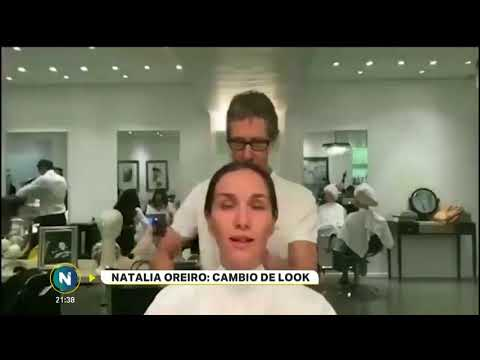 Telefe Noticias - Natalia Oreiro: Cambio De Look