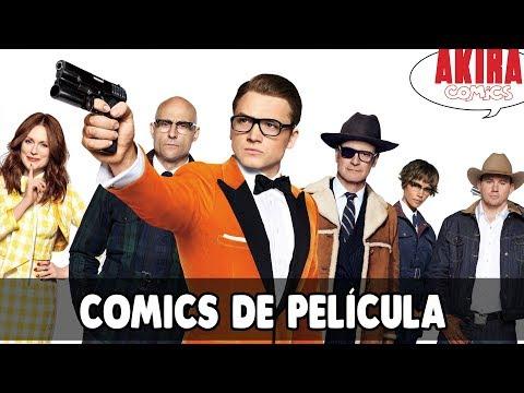 Películas que no sabías que tienen comic || Akira Comics