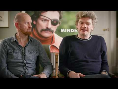 MINDHORN - New interviews for the hilarious comedy from The Mighty Boosh team