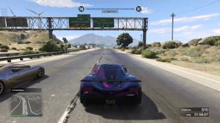 GTA V Online - Racing With The TAIL Crew - From 10th To 1st (Lucky Slipstream) PS4 Gameplay
