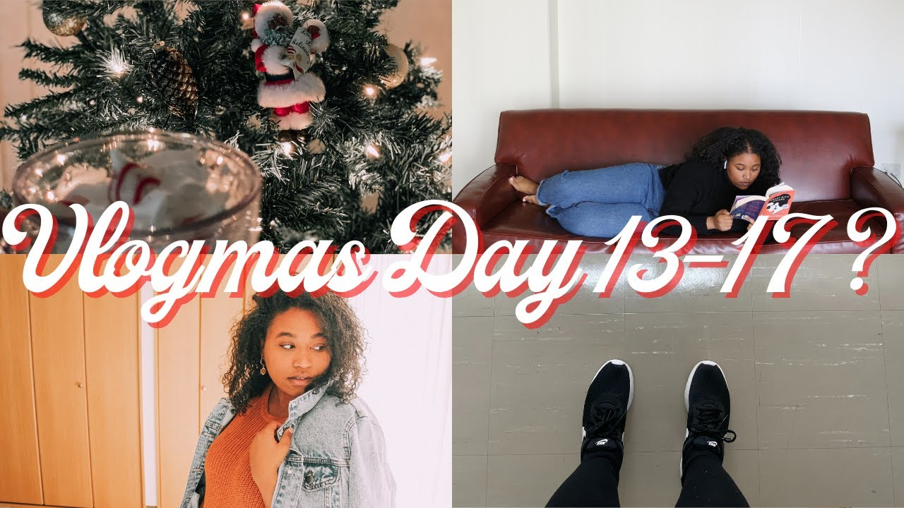We Are Stuck On Base | Vlogmas Day 13-17?