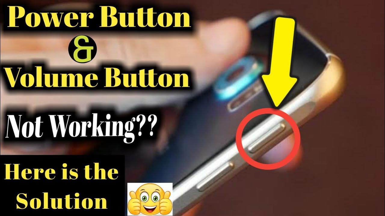Download Power + Volume Button Damage & Not Working Solution   Fix Power Button Not Working on Android