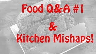 Food Q&a #1: Seafood Boil, Food Safety, Etc. & K.m.: Broken Dining Room Table |cooking With Carolyn