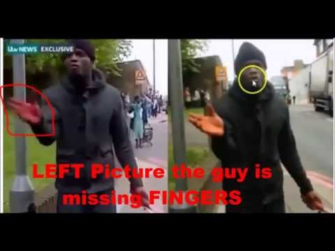 London Woolwich Attack a Hoax / Conspiracy 100% PROOF INFOWARS Debunked)