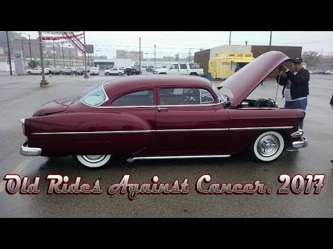 GO4RIDER - Old Rides Against Cancer - Bill Marine Auto Center 2017
