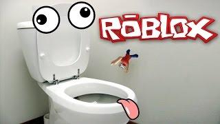 Suresh s in der Toilette gesperrt!! Roblox