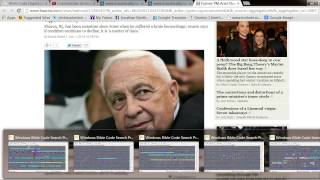 Breaking Code find. Ariel Sharon, Kaduri., major confirmation of  the End of Days.