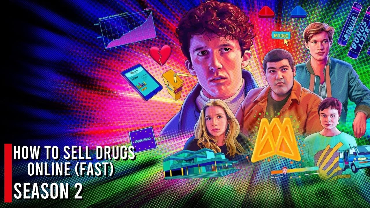How to Sell Drugs Online (Fast) SoundTrack | S02E02 Lose It by Lari Luke & Karol Tip