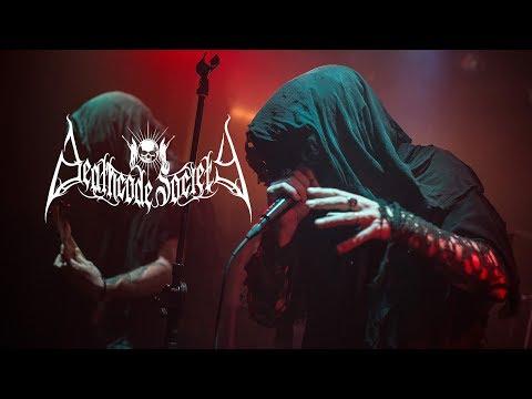 Deathcode Society - NooS / Inner Vortex (live Chambéry - 31/10/2018)
