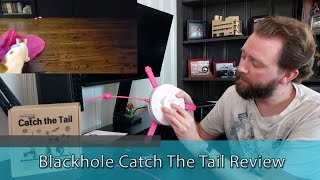 BEST CAT TOY EVER!!! - Blackhole Catch The Tail Review