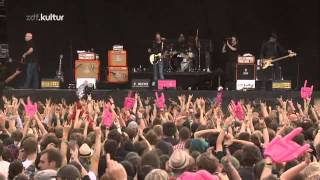 Eagles of Death Metal - Live vom Hurricane Festival 2012