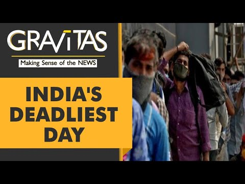 Gravitas | Wuhan virus surge: India sets new world record in daily active cases